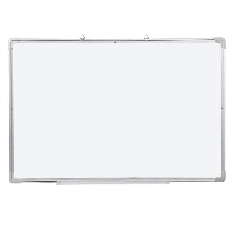 Magnetic Dry Wipe Whiteboard & Eraser Memo Teaching Board Kitchen Office (500 x 350mm)