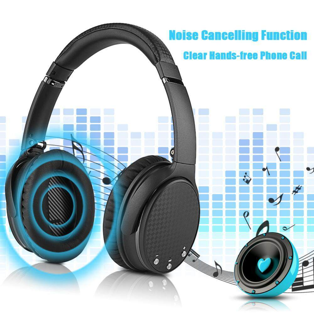 Headset Headphones Bass Beats With Mic Hdp 602 Fortrek Original Advance Mu8 Plus Bluetooth S11 Anc 16 Hours Play Noise Cancelling Over Ear