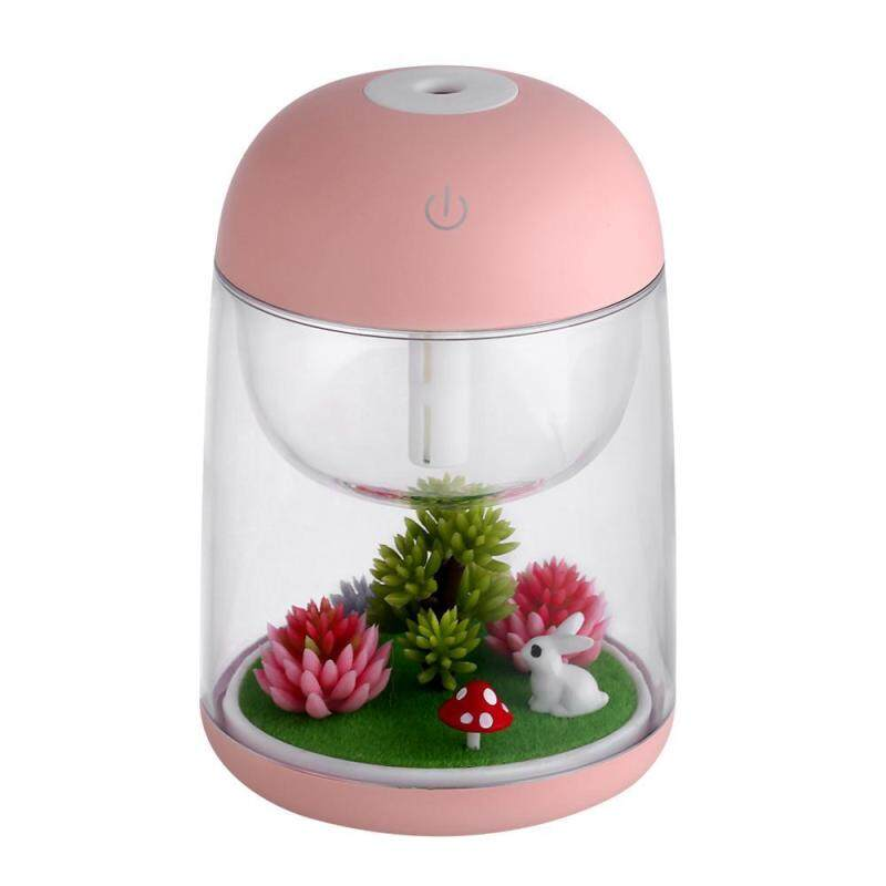 weizhe Cool Mist Humidifier With Adjustable Mist Mode 7 Colors Led Light Humidifier Air Dry Humidifier For Office Home Bedroom Living Room Yoga - intl Singapore