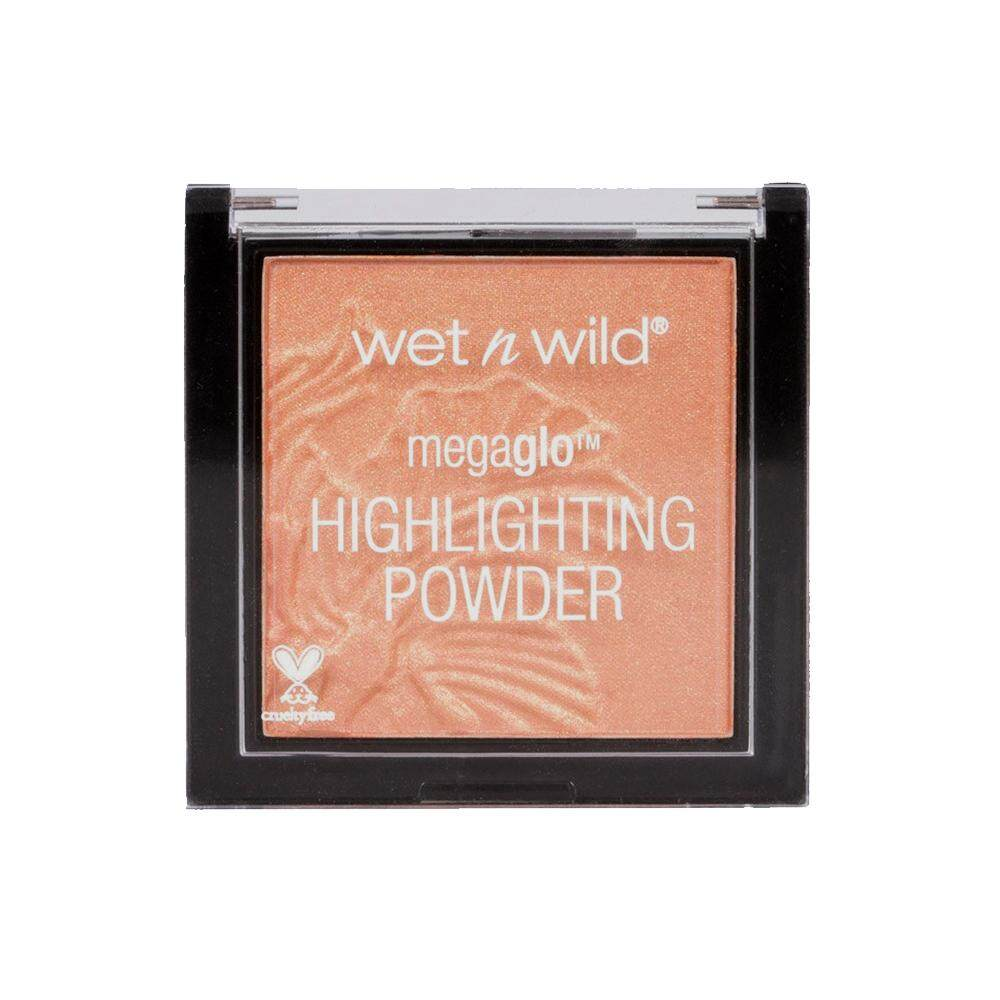 Wet N Wild Buy At Best Price In Singapore Au Naturel Palette Megaglo Highlighting Powder Crown Of My Canopy