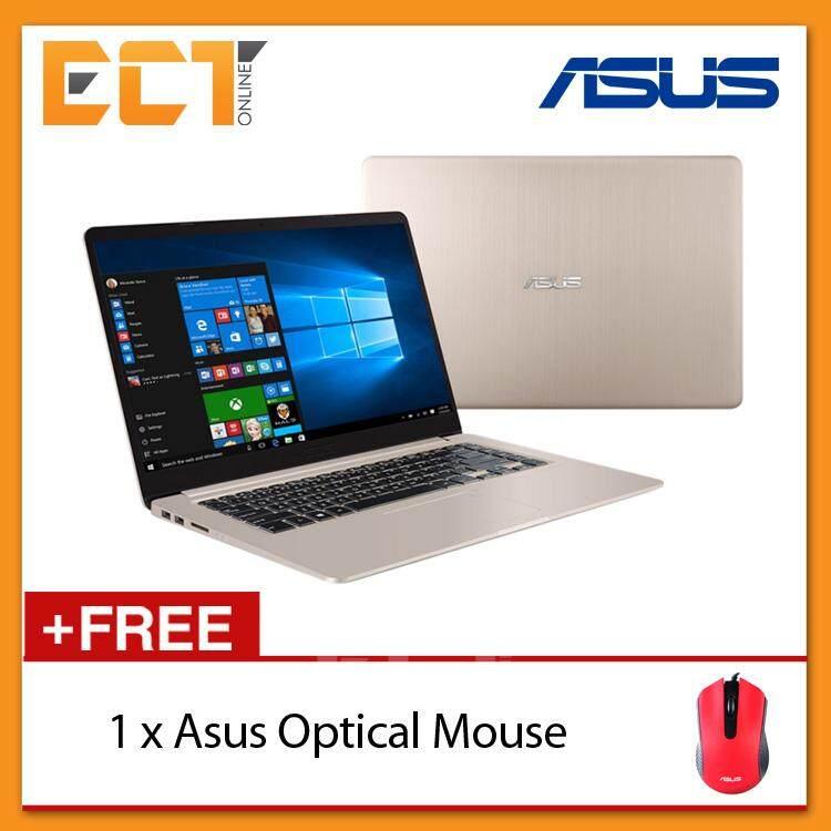 Asus Vivobook S15 S510U-QBQ620T 15.6 FHD Laptop (i5-8250U,1TB,4GB,GT940MX-2G,W10) Malaysia