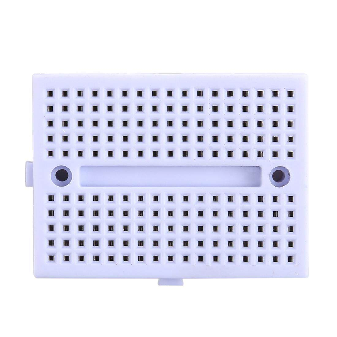 Features 5pcs Syb 170 Colorful Mini Breadboard Prototype Board Dan New Printed Circuit For Arduino 5 Pcs Lt365 Points Solderless Whitelt365