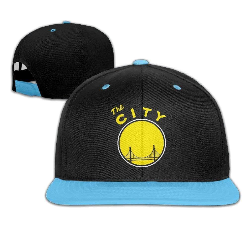 1f1b7734d10e76 Boys' Cap Custom Golden State Warriors Adjustable Snapback Cap - intl