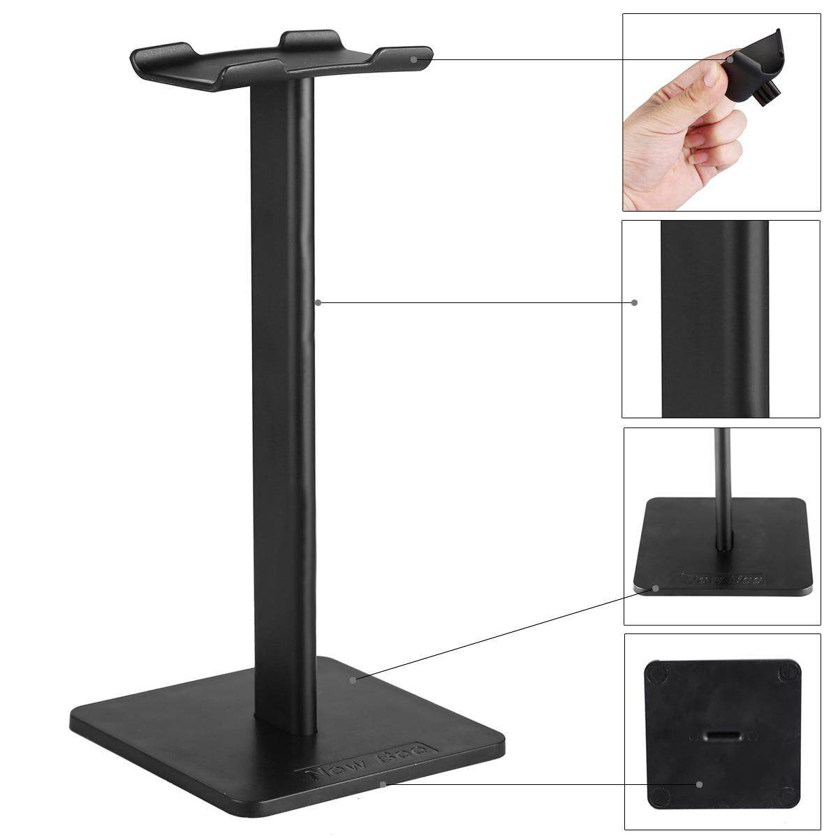 Durable Headphone Stand Holder Universal Headset Hanger Portable Hanger Desk Organizer