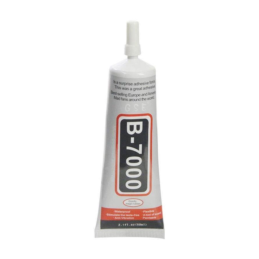 Hình ảnh OSMAN 25ml Adhesive Liquid B-7000 Glue Diy Phone Case Crafts Diamond Paste Glue