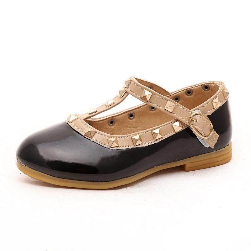 Giá bán ❤️Cutiebaby Thời Trang Cho Bé Công Chúa Bé Gái Trẻ Em Giày Đơn Giản Thoải Xăng Đan