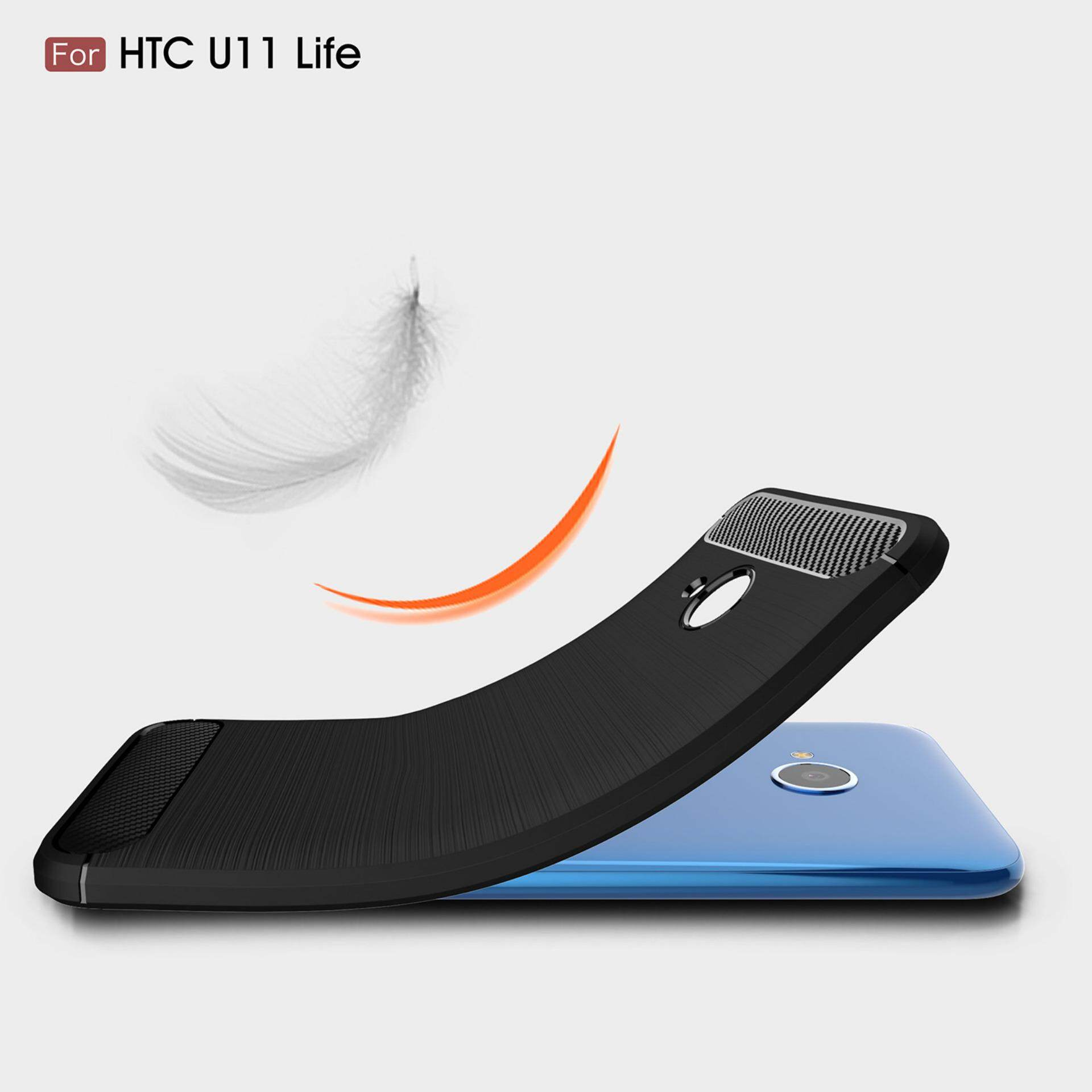 Sheng Cale Hp Foto Printer Yang Terhubung Ke Baris Spec Dan Daftar 2676 Wifi Pengganti 3635 Detail Gambar Untuk Htc U11 Hidup Carbon Fiber Tpu Silikon Shockproof Casing Belakang Cover Intl