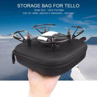 Qooiu For DJI Tello Drone Waterproof Portable Bag Body/Battery Handbag Carrying Case - intl