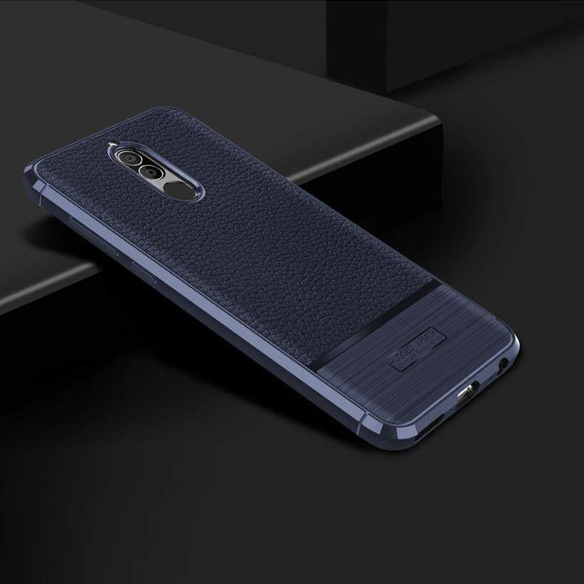 Akabeila Gambar Lychee Garis Ponsel Casing untuk Huawei G10 Mate 10 Lite Nova 2i Maimang 6