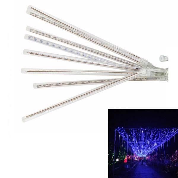 BOBOHOME 8 Cái Phích Cắm EU 50CM Đèn LED Tắm Sao Băng Chống Thấm Nước Trang Trí Đèn (Phiên Bản LED SMD)