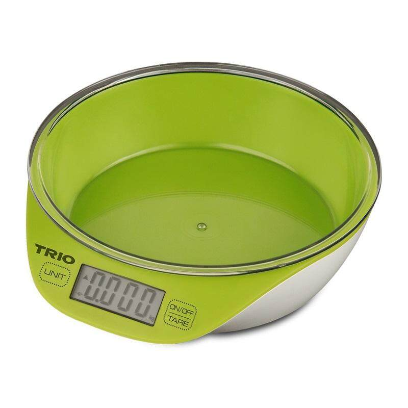 Trio Kitchen Scale TKS-867 - Green