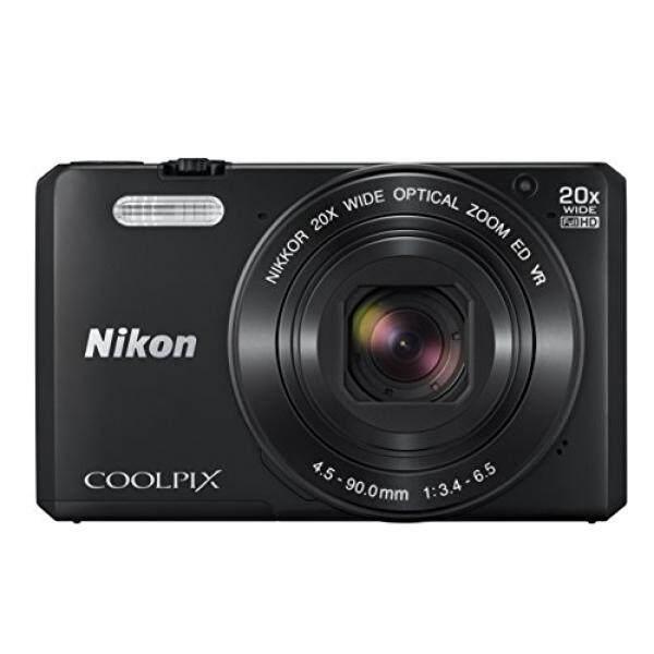 Nikon Coolpix S7000 P Kamera Digital dengan 20x Optik Gambar Stabil Zoom 2-Inch LCD