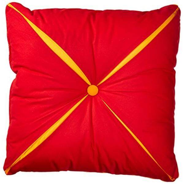 ... Leher Lembut Bantal Sandaran Kepala Mobil Perjalanan Menyusui KEUK Ungu. Source · Fiesta Reversible Button Accent Pillow, Scarlet Red / From USA - intl