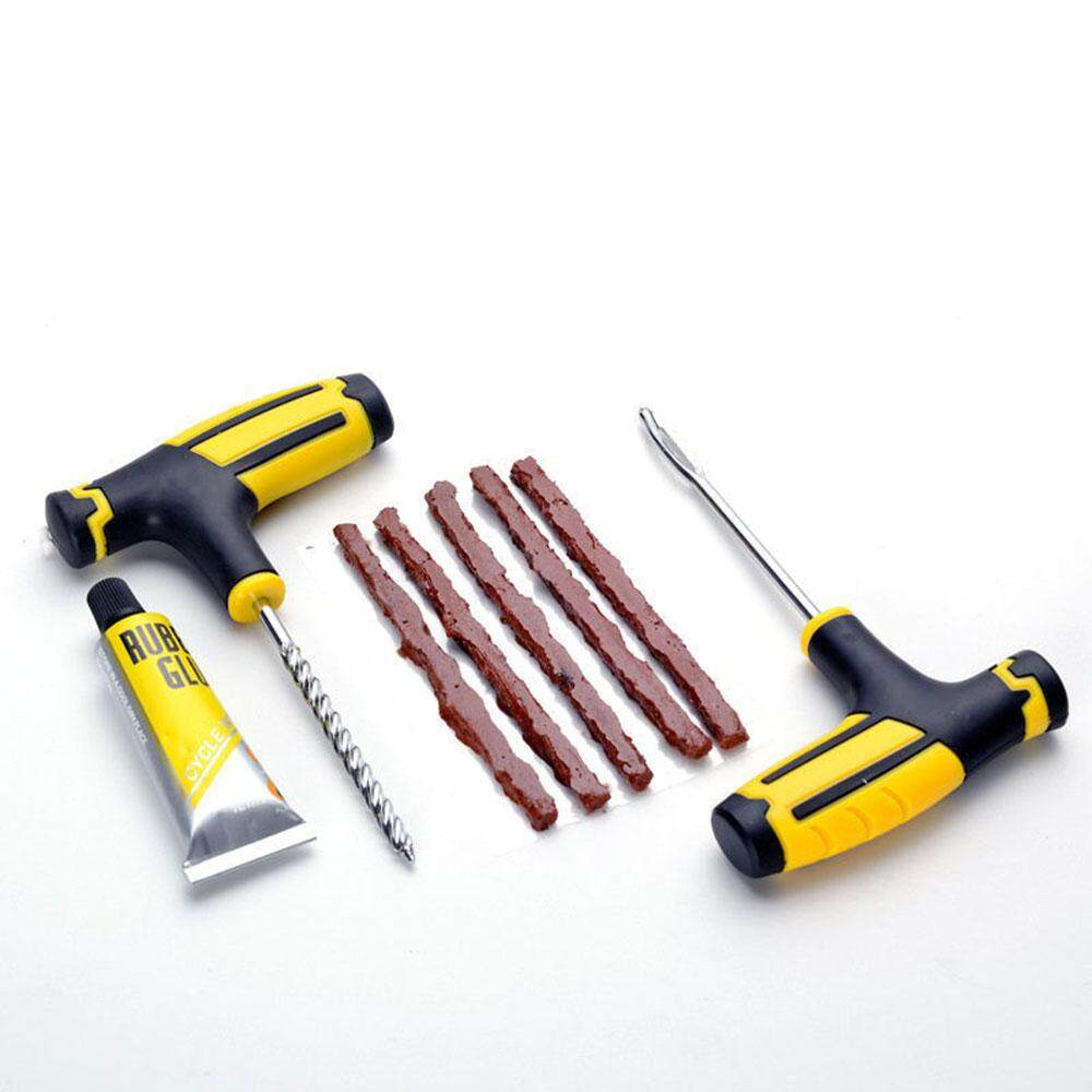 Tire Plug Tire Puncture Durable Repair Kit Car By Mayler Store.
