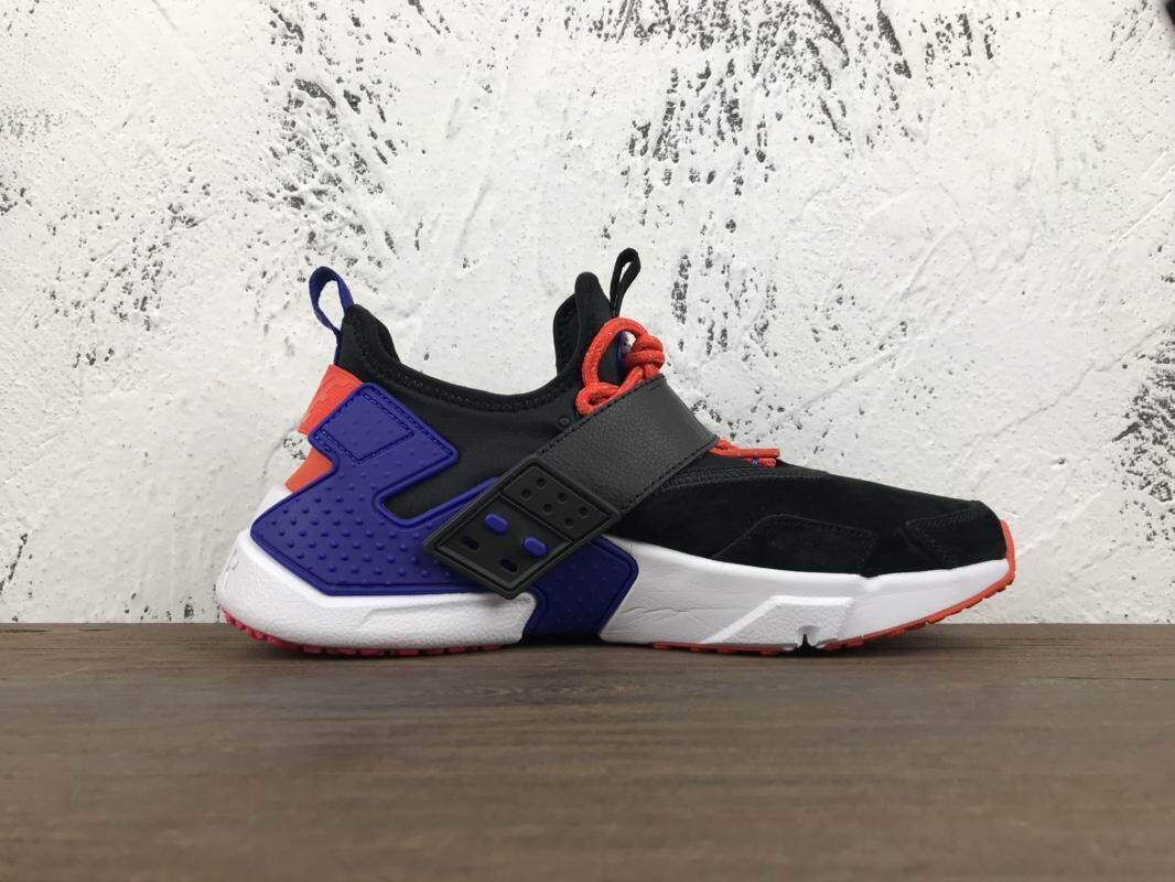 7c36941feaba Nike Original New Air Huarache top suede six generations of retro running  shoes