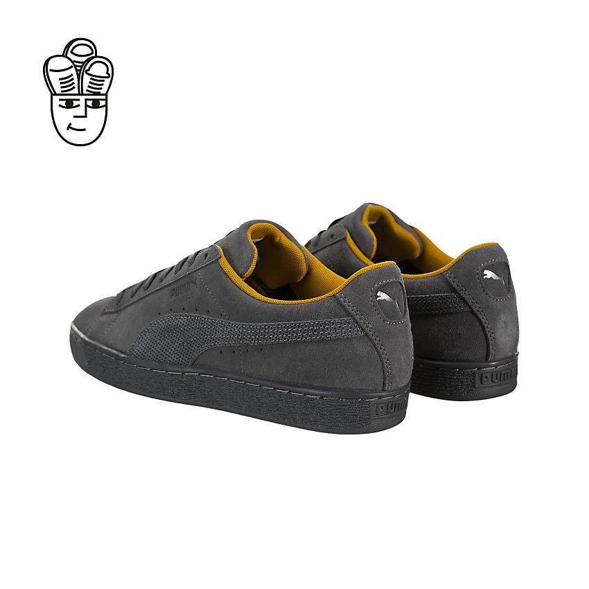 Detail Gambar Puma Suede Classic Tonal Nu Skool Retro Shoes Men 36742404 -SH Terbaru