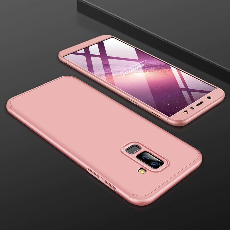 Features Case For Samsung Galaxy A6 Plus 2018 Case 360 Degree Full