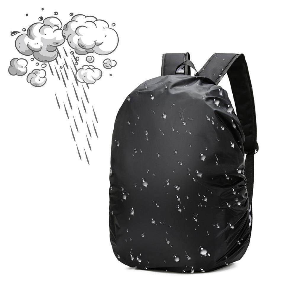 GoodScool 35L Outdoor Mountaineering Backpack Dustproof Waterproof Rain Cover, Strong Tear Resistance, Suitable For
