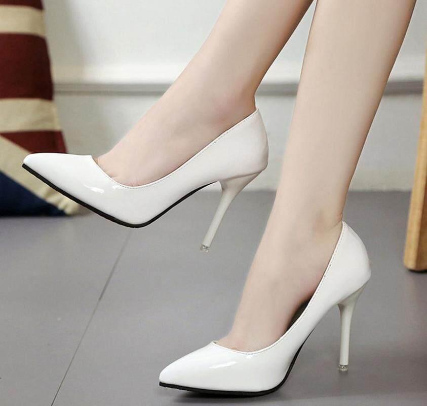 Fitur Ramayana Imaroon Sepatu Kerja Formal Wanita Pantofel Heels ... 58aa1a7007