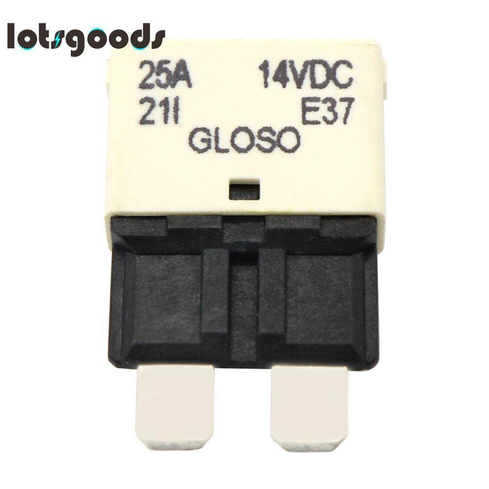 DC 28V Auto Reset ATC Circuit Breaker Blade Fuse for Automotive Car Marine
