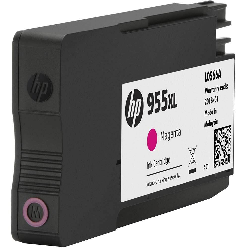 HP 955XL Magenta Original Ink Cartridge (L0S66AA)
