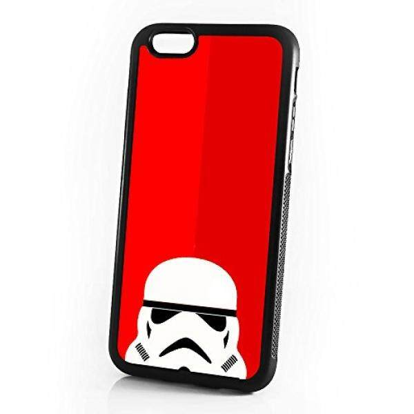 Smartphone Cases Cases Pinky Beauty Australia ( For iPhone 6 Plus / iPhone 6S Plus ) Phone Case Back Cover - HOT10107 Starwars Stormtrooper - intl