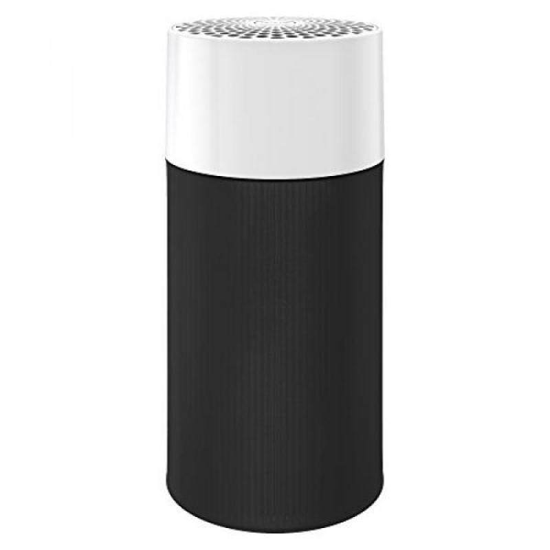 Blue Pure 411 Air Purifier 3 Stage with Two Washable Pre-Filters, Particle, Carbon Filter, Captures Allergens, Odors, Smoke, Mold, Dust, Germs, Pets, Smokers, Small Room - intl Singapore