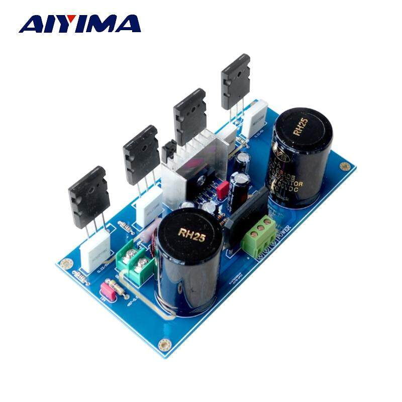 Aiyima Amplifiers Audio Board Diy Kits Upc1342v 220w Dual Mono Split Amplifier Spare Parts By Honglan Co., Ltd..