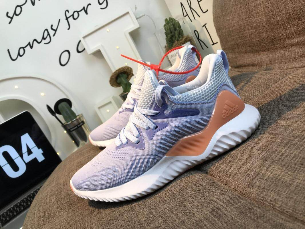 Fitur Promo Sepatu Adidas Casual Running Alphabounce Import Ori Addidas Original New Beyond Alpha Breathable Shoes
