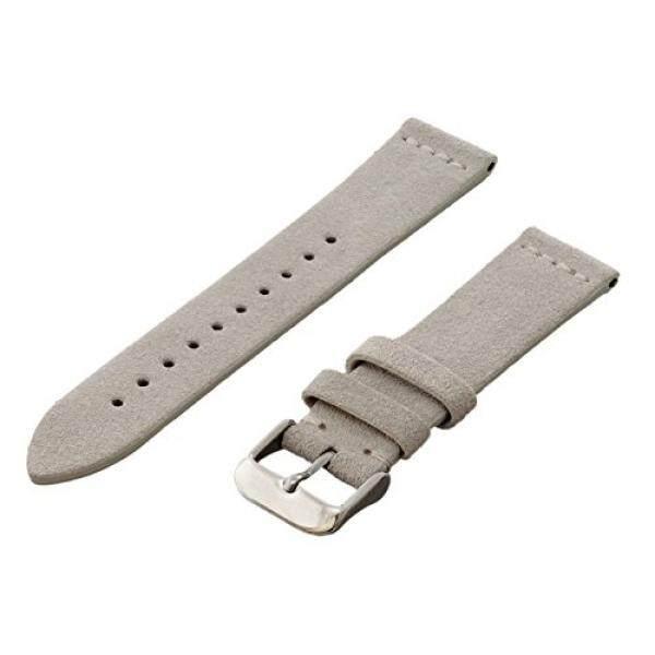 Benchmark Tali 18, 20 dan 22 Mm Suede Watchband-Intl