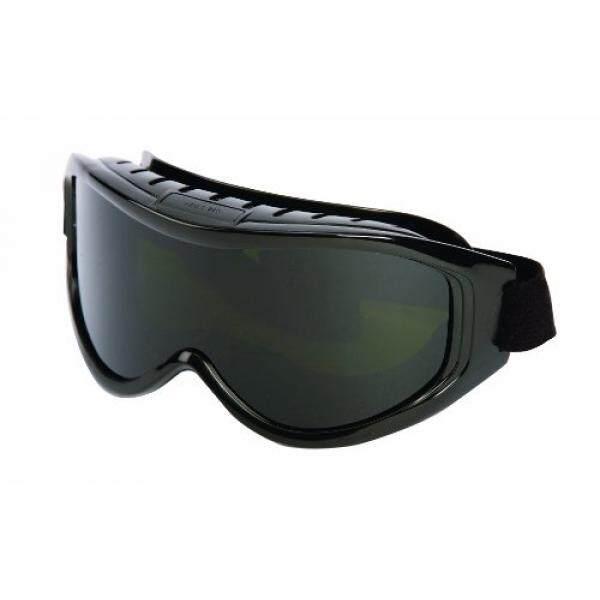 Sellstrom S80211 Odyssey II Series, Suhu Tinggi Cutting/Grinding Kacamata Pengaman, shade 5 UV/IR Pelindung Lensa, hitam Tidak Langsung Ventilasi Goggle Tubuh (Dikemas Dalam Titik Penjualan Clam)-Intl
