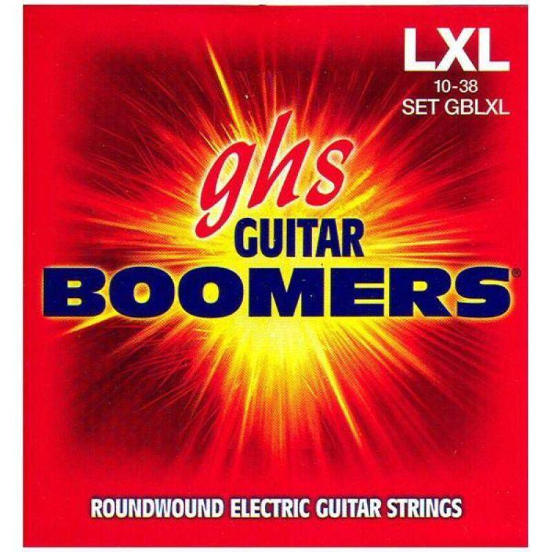 GHS GBLXL Boomers Electric Guitar Strings Set. 010-038 Malaysia