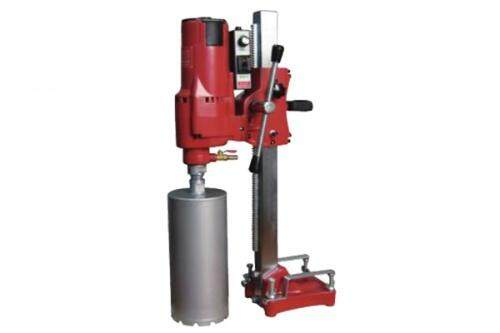 DYNATEC Coring Machine (10 inch) (Made in Taiwan) (Red)