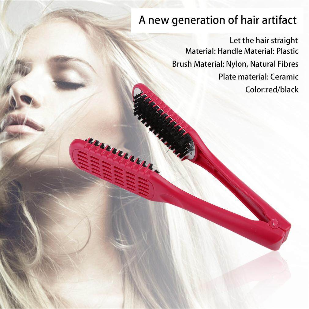 Fitur Benchmade Balisong Scorpion Red Comb Butterfly Sisir Switch Blade Pomade Era Ceramic Straightening Double Sided Brush Clamp Hair Hairstylig Tool