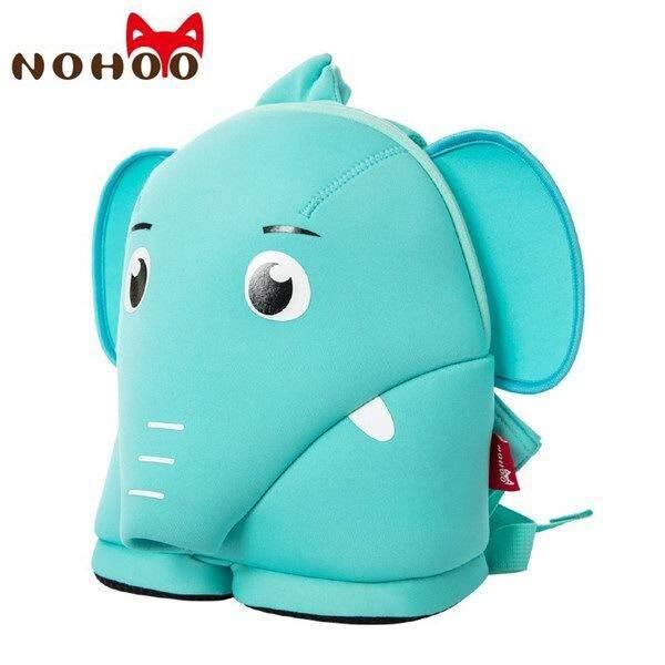 Nohoo 3D Kids Backpack Neoprene Waterproof Children Backpacks Girl School  Bag Cartoon Printed Animal Boy Kindergarten 6e72633aa226c