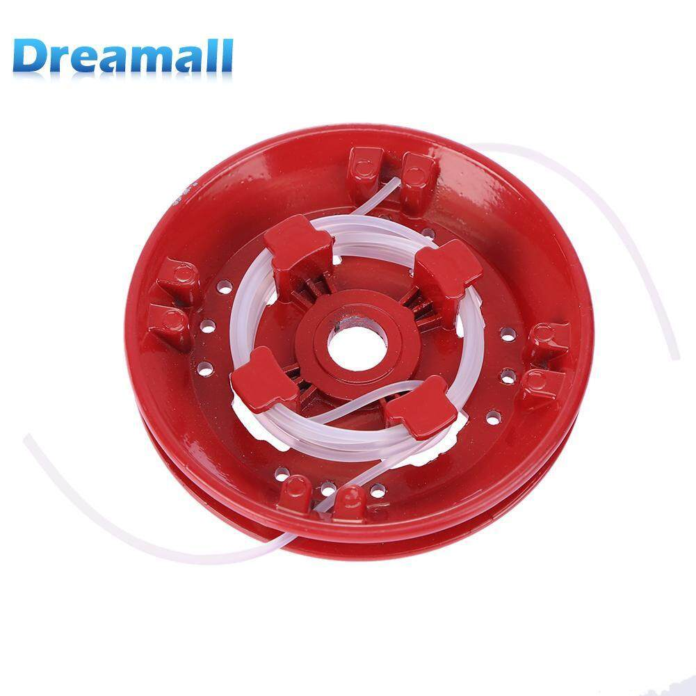 Fixed Line Aluminum Rustproof ​Grass Trimmer Head String Saw Grass Brush