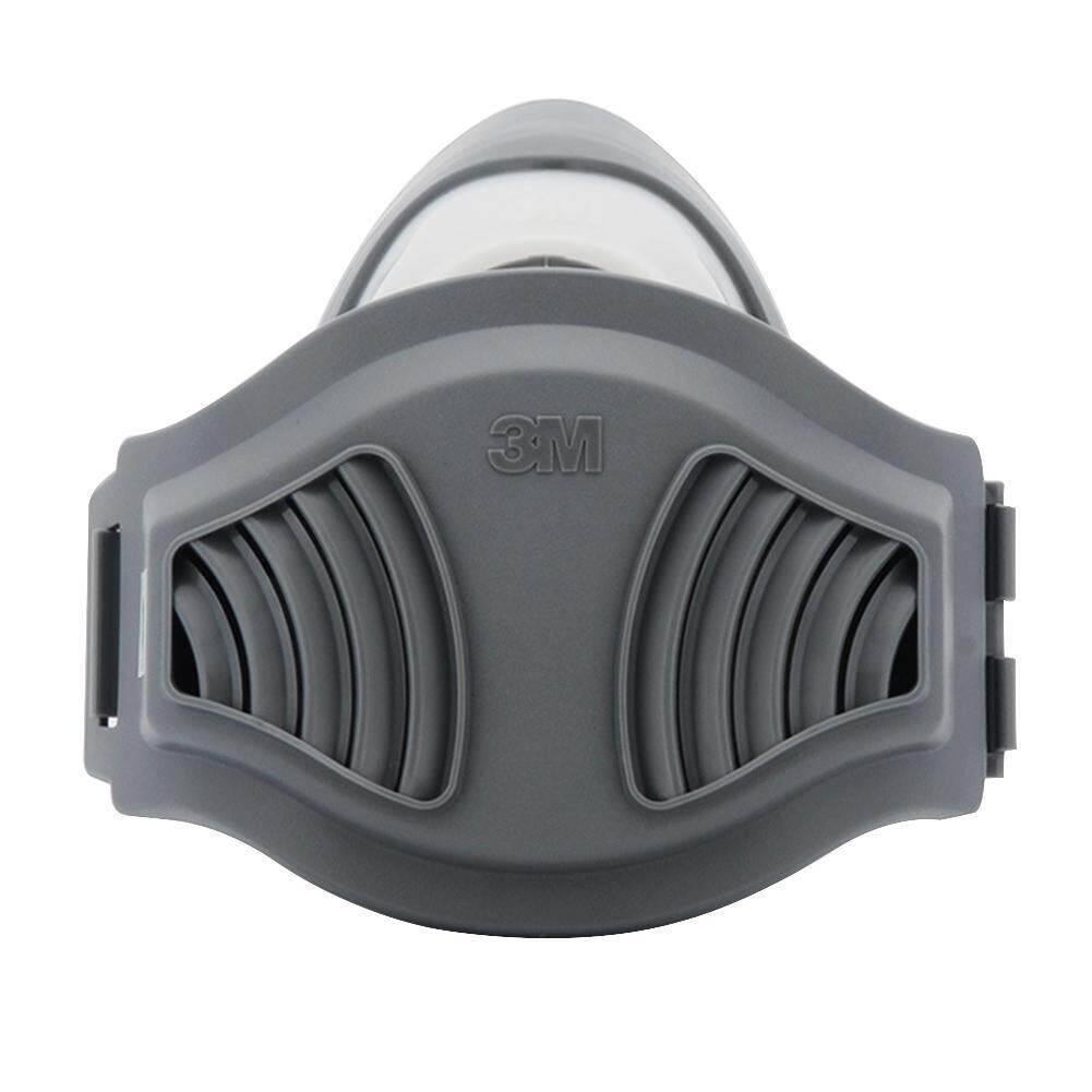 3m 1211 Half Face Respirator Anti Industrial Conatruction Dust Gas Mask By Trustinyou.