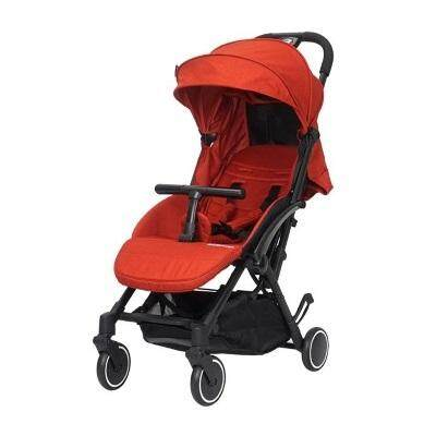 Tavo: Basic Edge Stroller - RED
