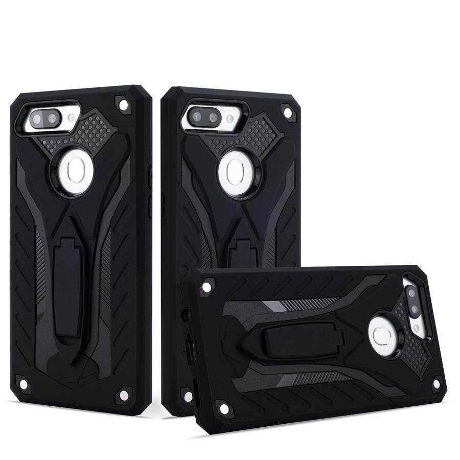 Cool Design For Vivo V7 Impact Cover with Stand Holder Armor Hybrid PC+TPU 2 In 1 Protection Phone Case