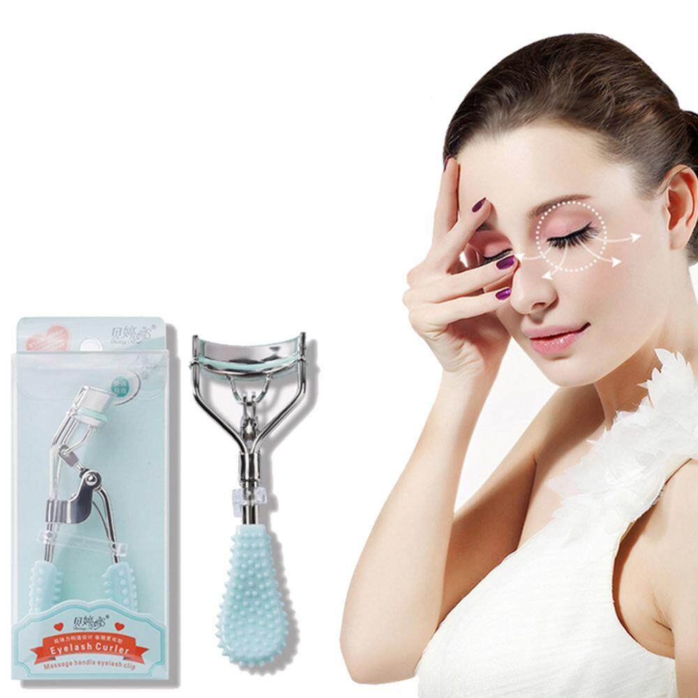 KACOO Eyelash Curler, Spring Loaded Lash Curler With No Pain Design, Shape Gorgeous Natural Looking Eyelashes In Seconds - Random Color Philippines