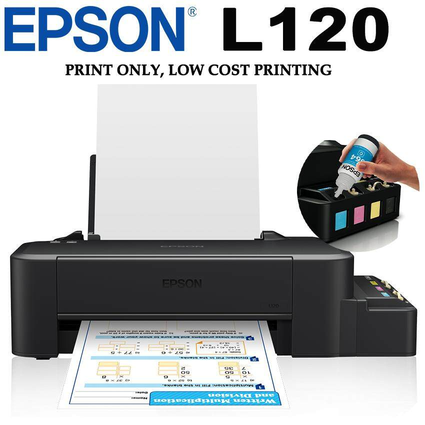 Semak & Kedai EPSON L310 HIGH SPEED SINGLE FUNCTION INK TANK