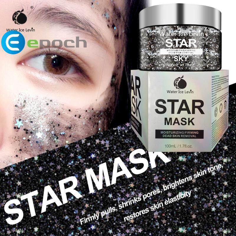 Epoch Star Face Mask Fashion 100ml Face Water Ice Levin