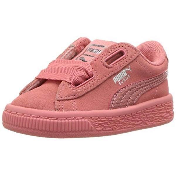 c5bfdd40e7c3 Puma Suede Kids Pink price in Singapore