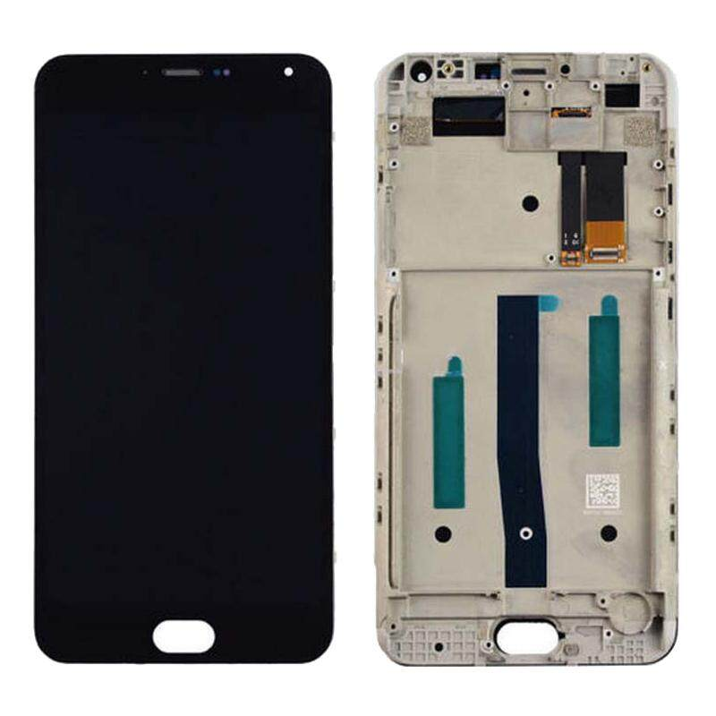 Meizu M2 Note / Meilan Note 2 LCD Screen and Digitizer Full Assembly with Frame(Black)