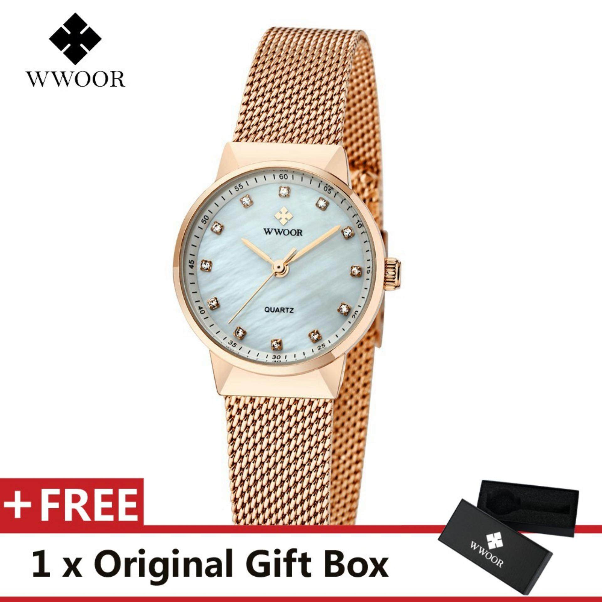 Buy Formal Watches For Women At Best Prices Online In Malaysia Jam Tangan Wanita Casio Ltp 1094e 7b Original Wwoor Top Luxury Brand Watch Famous Womens Fashion Quartz Waterproof Dress Mesh Wristwatch Gift