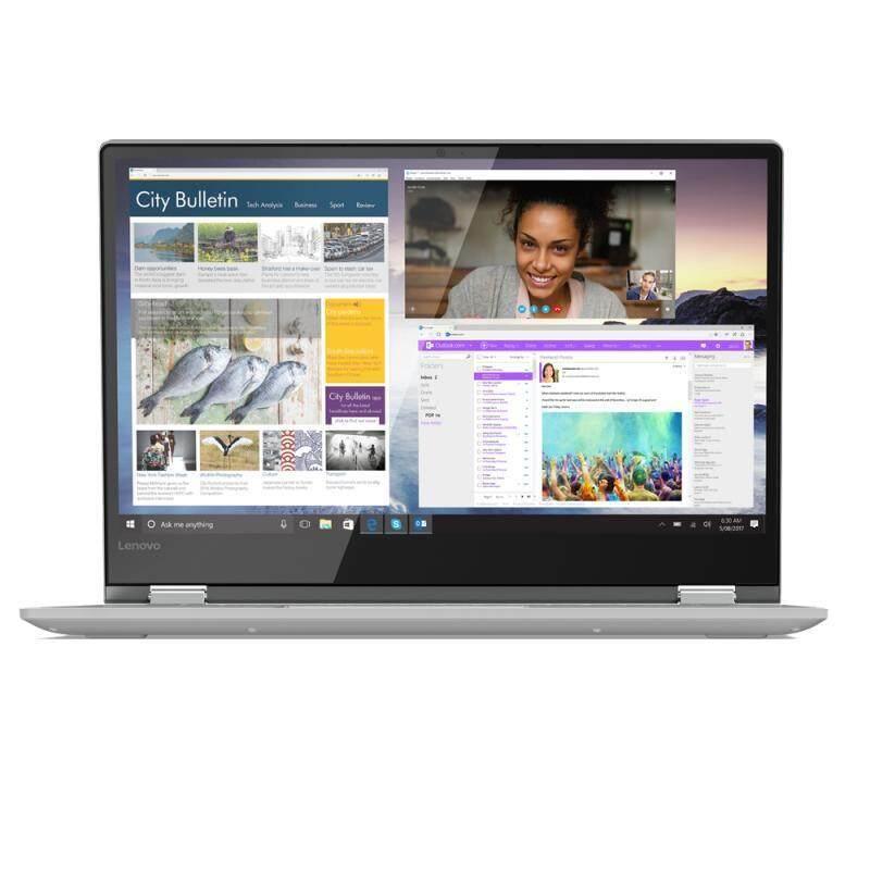 Lenovo Yoga 530-14IKB 81EK00A5MJ 14 FHD Touch Laptop Grey (I5-8250U, 4GB, 256GB, MX130 2GB, W10) Malaysia