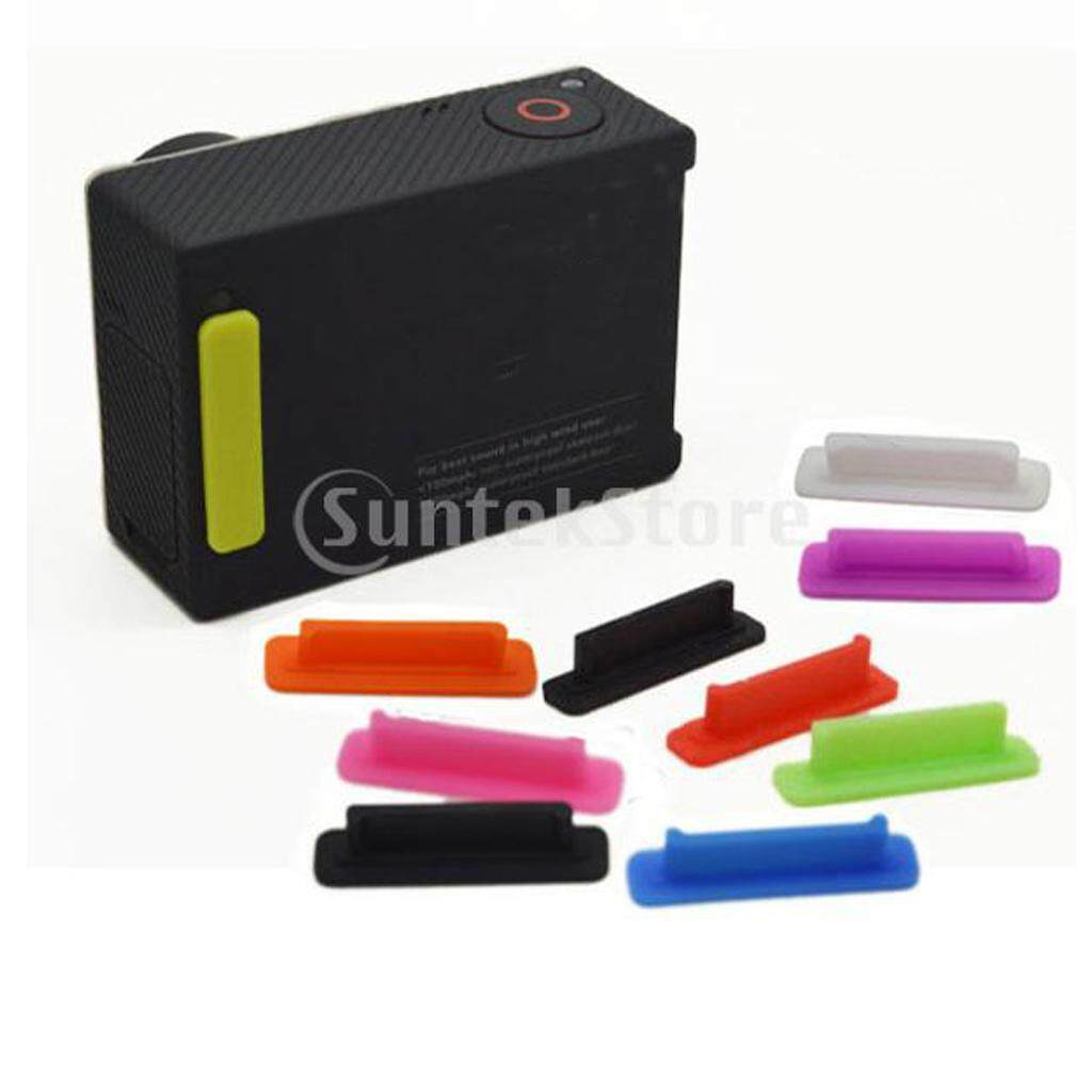 Miracle Shining 10xAnti-Dust Plug Cover Guard LCD Screen Protective For GoPro Hero 3/2/1