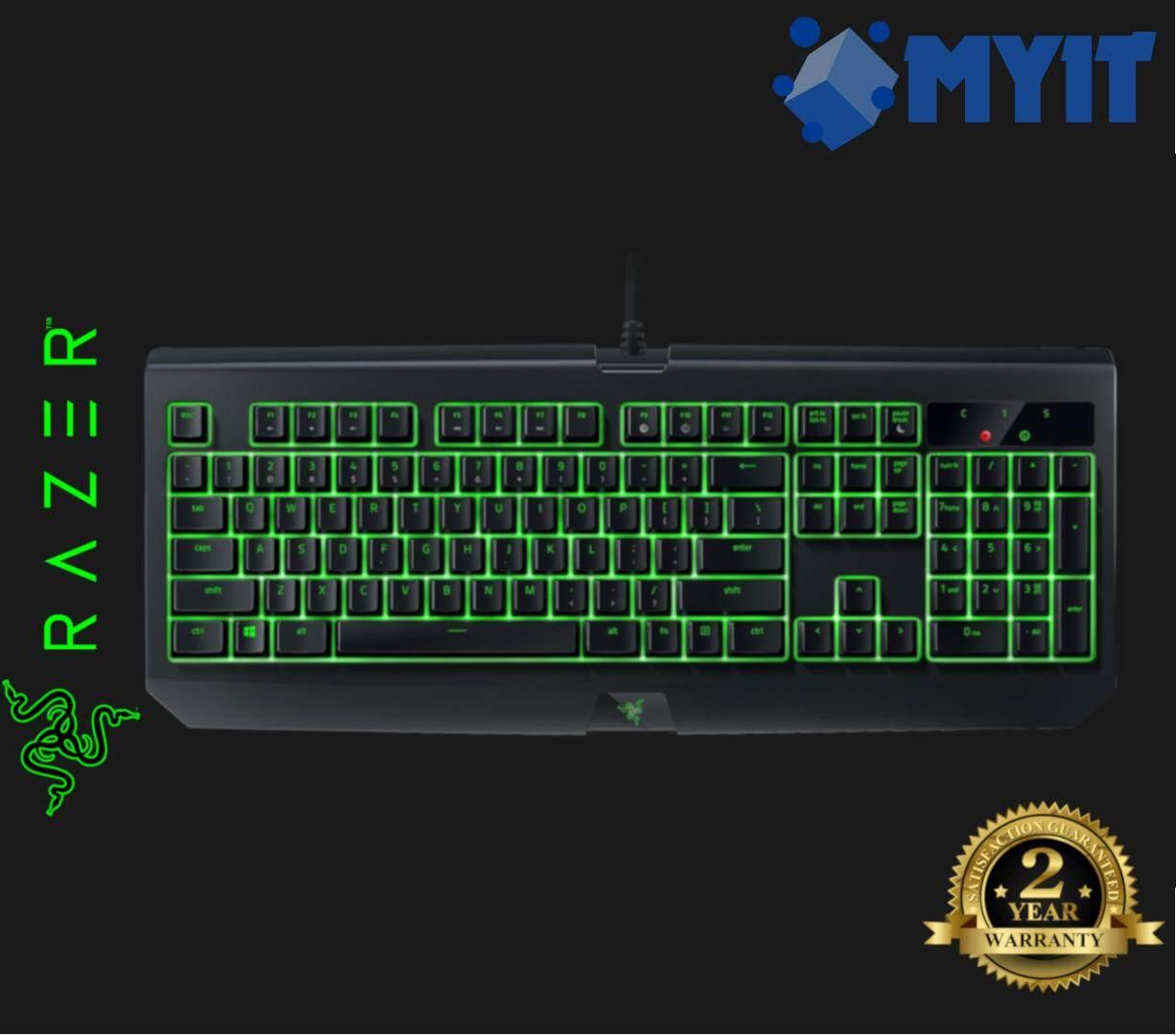 Razer Original Bladewidow Ultimate 2017 Water Resistant Gaming Mechanical Keyboard (IP54 Water Resistance)