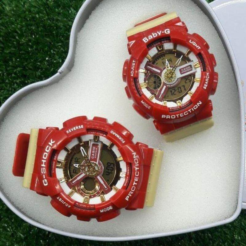 Casio G Shock Baby G  Couple Watch Set Malaysia