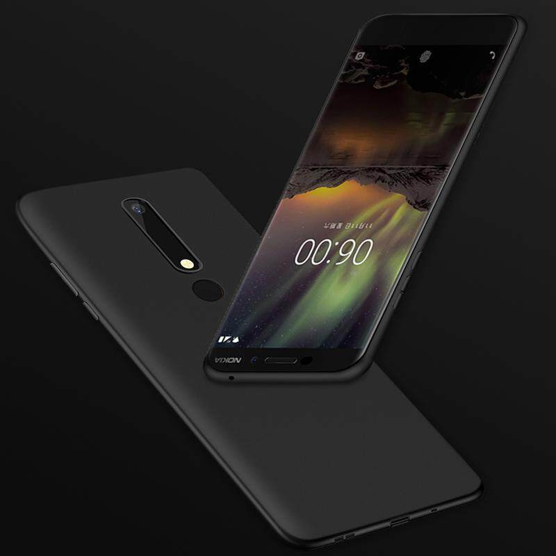 Nokia 6 2018 Ultra Thin Back Matte Soft Case for Nokia6 2018 Soft Cover Full Protector